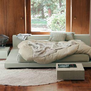Model You and Me Isola wyróżnia forma i funkcja wykraczające poza utartą definicję łóżka. Fot. Mood-Design