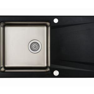 Zlewozmywak Prime (ZSR G113)/Deante. Produkt zgłoszony do konkursu Dobry Design 2018.