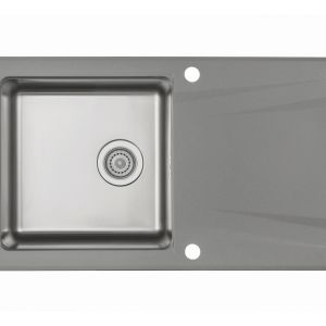 Zlewozmywak Prime (ZSR S1130)/Deante. Produkt zgłoszony do konkursu Dobry Design 2018.