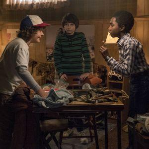 Kadr z serialu Stranger Things. Fot. Netflix