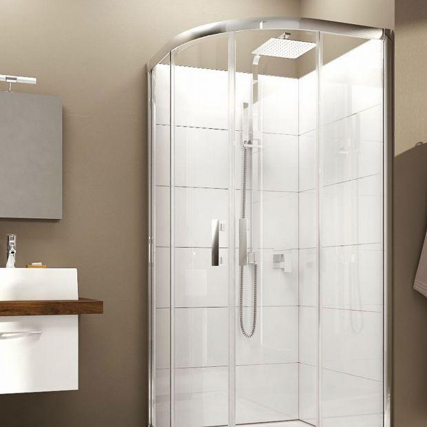 Kabina do przestronnych łazienek - zobacz ciekawy model