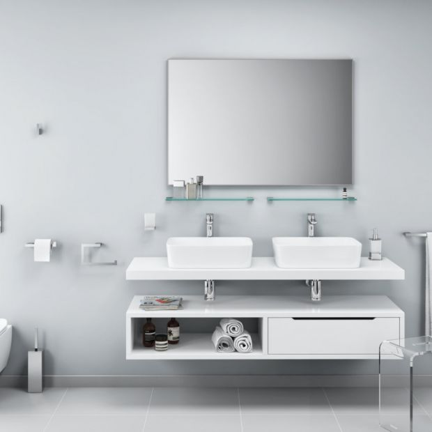 Dodatki łazienkowe z serii Riko/Excellent