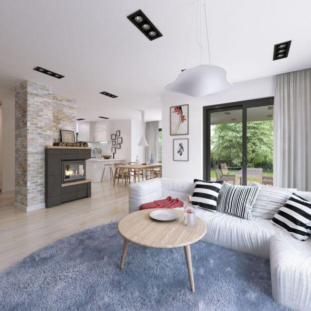 Dom z piętrem. Zobacz wyjątkowy projekt
