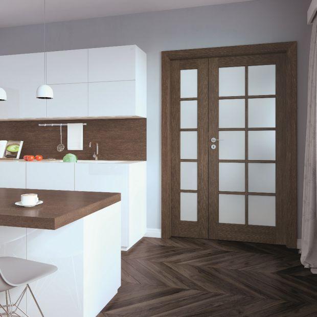 Nowoczesne drzwi: wybierz naturalne drewno!