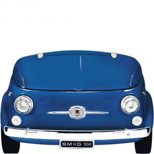 Chłodziarka skrzyniowa 500BL ukryta w modelu Fiat 500. Fot. Smeg