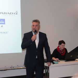 Dariusz Idzi, wspólnik w firmie Bims Plus, będącej włascicielem marki i salonu Elements we Wrocławiu, partnera głównego Studia Dobrych Rozwiązań