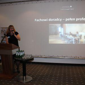 Małgorzata Jankowska, kierownik salonu Elements We Wrocławiu opowiedziała o filozofii marki Elements