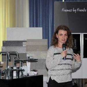 Studio Dobrych Rozwiązań we Wrocławiu - Agnieszka Galub reprezentowała markę Ruke