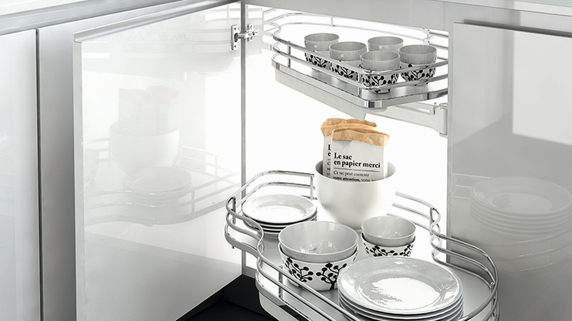 System narożny Combi's Ellite/Manufaktura Łomża. Produkt zgłoszony do konkursu Dobry Design 2018