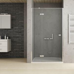 W serii Reflexa kabiny prysznicowe z drzwiami pojedynczymi lub podwójnymi oraz drzwi wnękowe. Fot. New Trendy