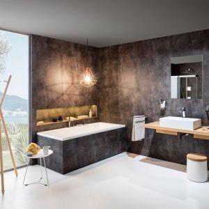 Wyposażenie łazienki z konceptu Formy. Fot. Ravak