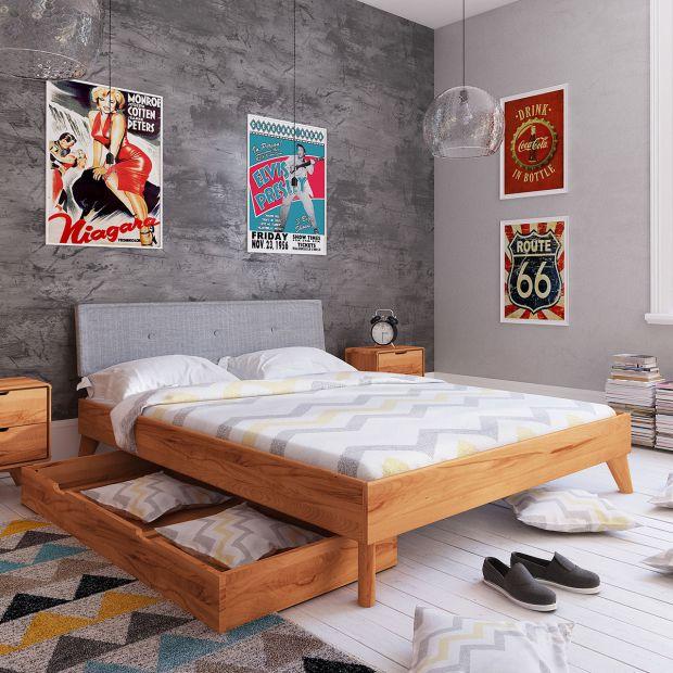 Kolekcja do sypialni Greg/The Beds