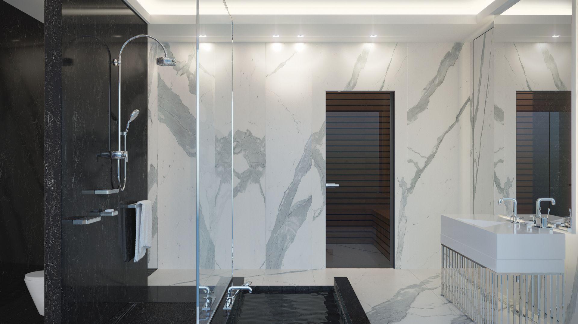 PIU Glass, drzwi całoszklane /PIU Design. Produkt zgłoszony do konkursu Dobry Design 2018.