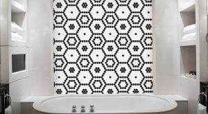Gresowa mozaika Mini Hexagon to modny dodatek pozwalający na tworzenie niebanalnych aranżacji. Produkt zgłoszony do konkursu Dobry Design 2018.