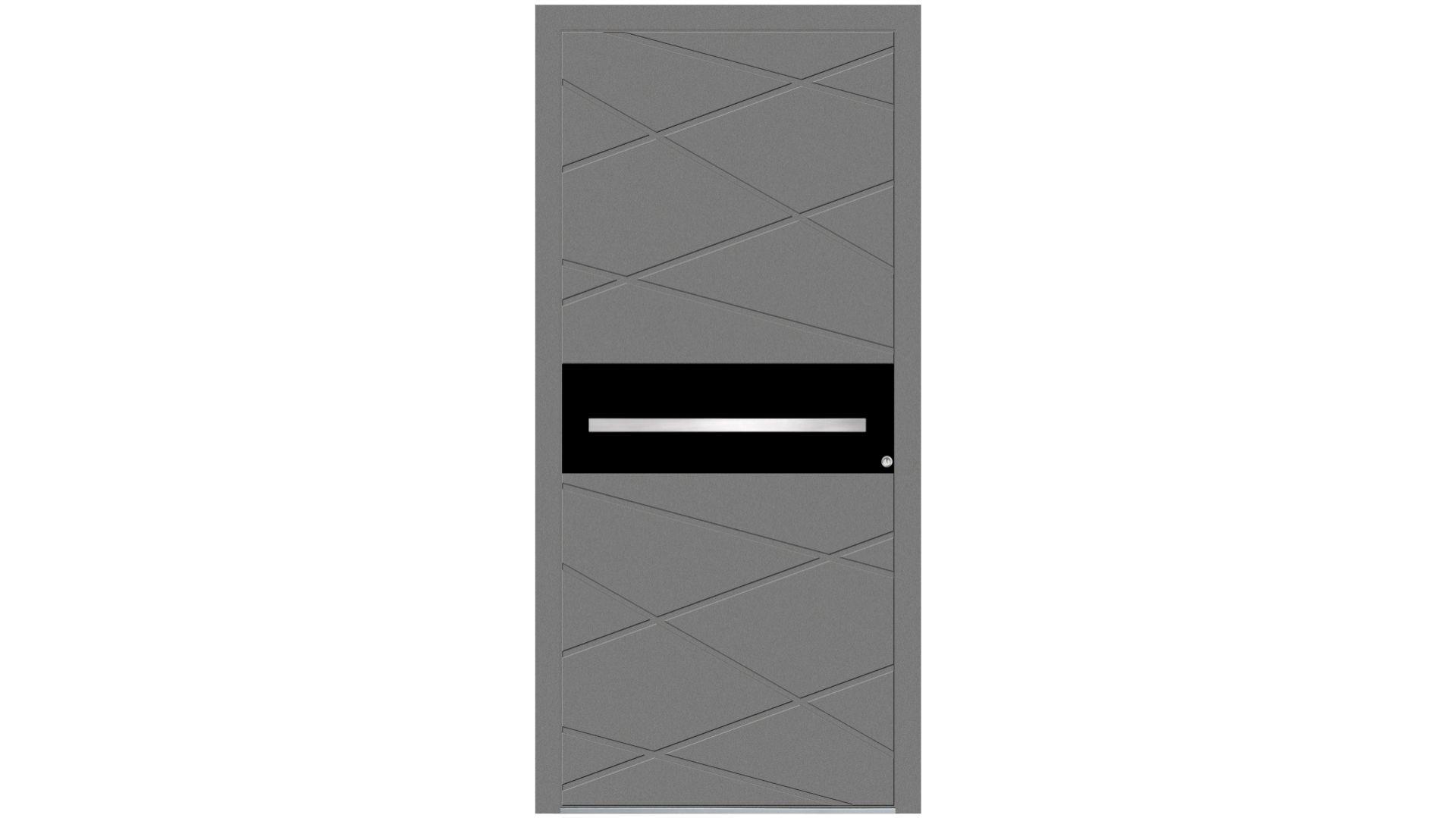 Drzwi TALUS Aluhaus/Oknoplast. Produkt zgłoszony do konkursu Dobry Design 2018.