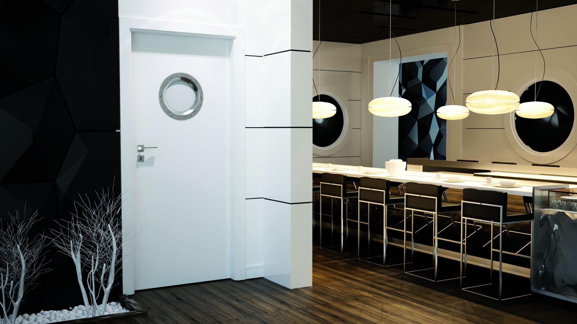 Drzwi do kuchni. Fot. Invado