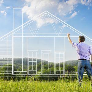 Budowa domu do stanu surowego. Fot. Shutterstock
