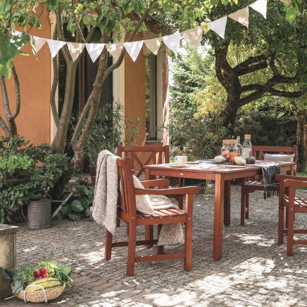 Meble ogrodowe - jak zadbać po sezonie