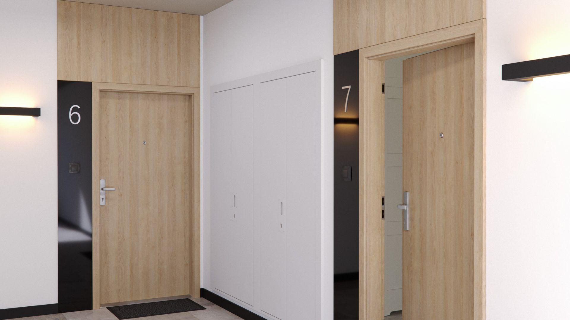 Drzwi EXTREME/Porta. Produkt zgłoszony do konkursu Dobry Design 2018.