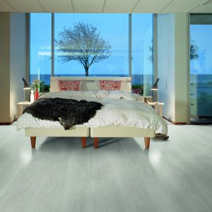 Podłogi laminowane Sensation - Wide Long Plank/Pergo. Produkt zgłoszony do konkursu Dobry Design 2018.