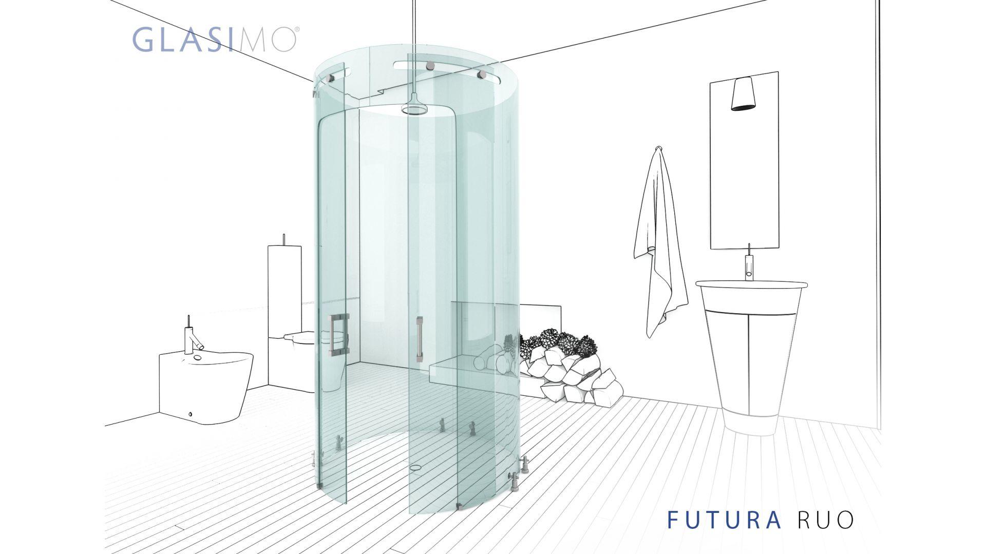 Glasimo Futura/Mochnik. Produkt zgłoszony do konkursu Dobry Design 2018.