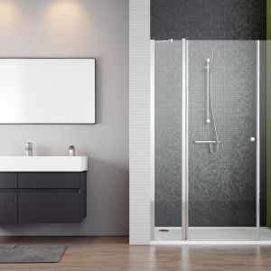 Drzwi prysznicowe EOS 2 DWJS. Fot. Radaway