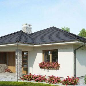 Drenaż opaskowy i odwodnienie liniowe - sposób na ochronę domu przed wodą. Fot. Dobre Domy