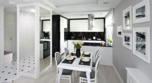 Połączenie dwóch kontrastowych barw może nadać naszej kuchni niezwykle eleganckiego i stylowego charakteru. Jak więc powinniśmy łączyć czerń i biel w kuchennych wnętrzach?