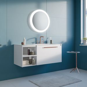 Lustro Volante/Ruke. Produkt zgłoszony do konkursu Dobry Design 2018.