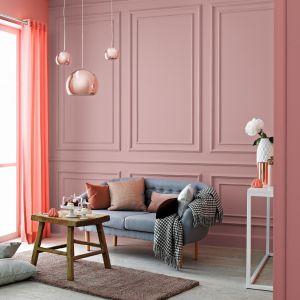 Niezwykle bogata paleta kolorów farby Optiva Ceramic Super Mat pozwala na realizację wielu barwnych pomysłów. Fot. Tikkurila