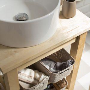 Uniwersalne kosze łazienkowe. Fot. Galicja dla Twojego Domu