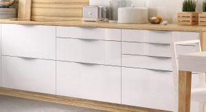 Rozbudowany system szuflad to mocny atut nowoczesnej zabudowy kuchennej, która nadążą za stylem życia swoich użytkowników.