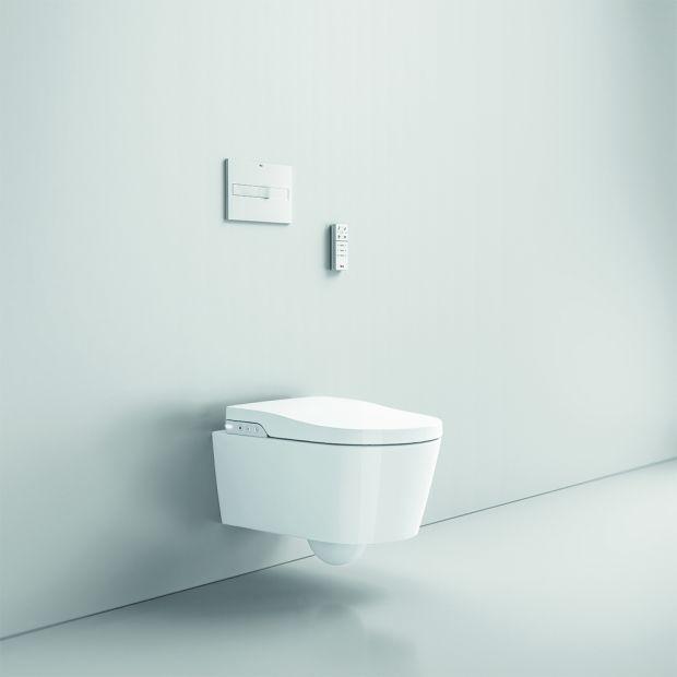 Toaleta myjąca In-Wash® Inspira/Roca Polska
