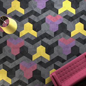 Eurogarden - Shapes/Voxflor. Produkt zgłoszony do konkursu Dobry Design 2018.
