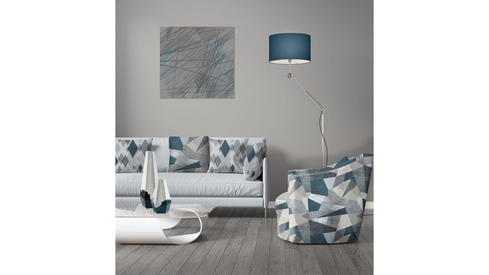 Kolekcja nadruków Holm/Davis. Produkt zgłoszony do konkursu Dobry Design 2018.