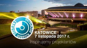 Kolejna odsłona Studia Dobrych Rozwiązań odbędzie się 7 listopada 2017 w Międzynarodowym Centrum Kongresowym w Katowicach. Tym razem gośćmi specjalnymi będą architekci Joanna i Wojciech Małeccy, od 1997 roku współtworzący pracownię MAŁECCY