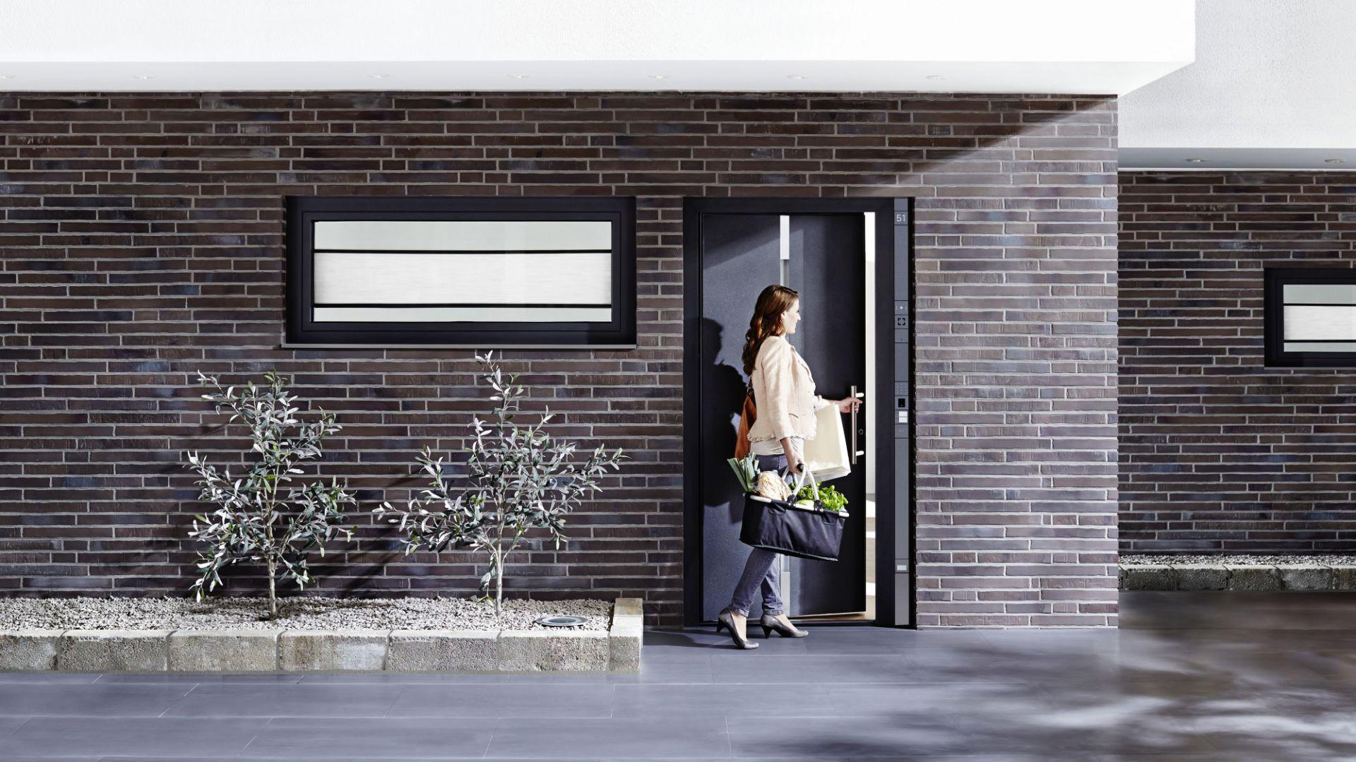 Drzwi wejściowe: jak je wybrać? Fot. Awilux