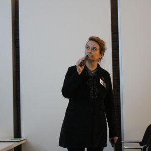 Prezentacja marki Vectorworks prowadzona przez dr. inż. Magdalenę Grunę