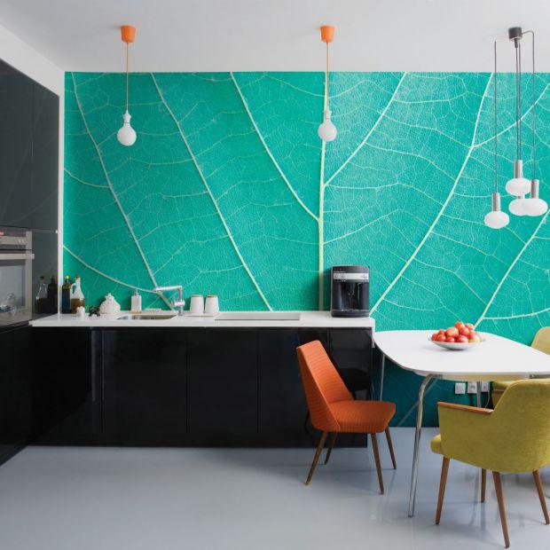 Fototapeta do kuchni: modne wzory na ściany i meble