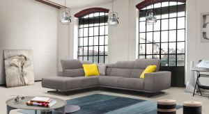 Kolekcja składająca się z sof konwencjonalnych oraz modułów przeznaczonych do zabudowy narożnej. Produkt zgłoszony do konkursu Dobry Design 2018.