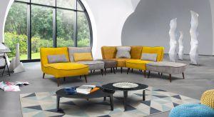 Modena to kolekcja modułowych mebli tapicerowanych. Produkt zgłoszony do konkursu Dobry Design 2018.