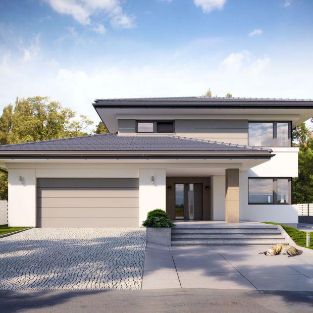 Piękny, piętrowy dom - idealny dla rodziny