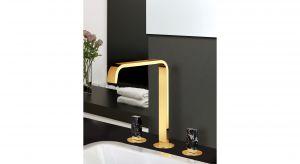 Kolekcja bateria łazienkowych Vita M Style dostępna jest w dwóch wariantach wykończenia (chrom i złoto) oraz z 4 rodzajami uchwytów z naturalnego kamienia (Bianco Marmo, Nero Portoro, Blu Lapislazzuli i Verde Malachite). Produkt zgłoszony do konkur
