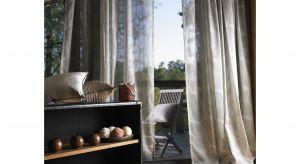 Najwyższej jakości tekstylia hotelowe i materiały obiciowe brytyjskiej marki Skopos. Produkt zgłoszony do konkursu Dobry design 2018.