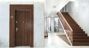 Drzwi wejściowe Gradara, kolekcja ELEGANCE/Entra