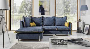 Narożnik Borgo to wygodny i elegancki mebel. Wyposażony został w luźne poduszki zarówno na oparciach, jak i na siedziskach. Produkt zgłoszony do konkursu Dobry Design 2018.