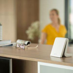 Tahoma Premium to nowoczesna centrala sterująca domem inteligentnym firmy Somfy. Fot. Somfy