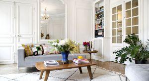 Co najbardziej uszczęśliwia właściciela tego pięknego paryskiego mieszkania? Podobno tort z kremem.