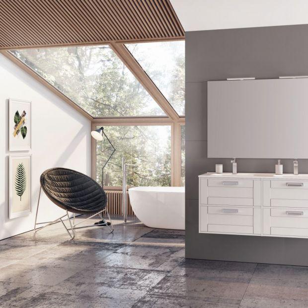 Łazienka w stylu skandynawskim - 10 pomysłów na urządzanie