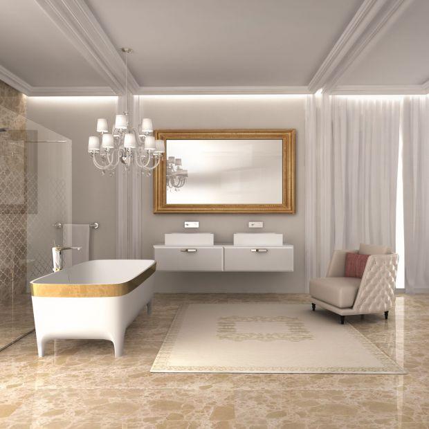3 pomysły na łazienkę w stylu art déco